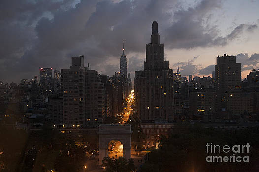 Sunrise on 5th Avenue by Roy H Wagner ASC