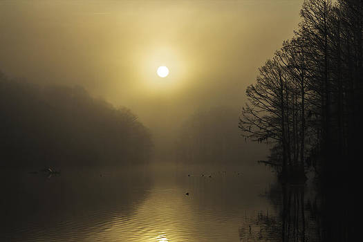 Sunrise on the Lake by Chris Brehmer Photography