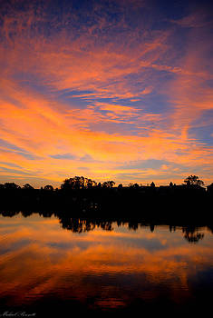 Sunrise Orlando 12-22-13 by Michael  Bennett