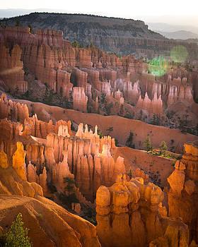 Sunrise over the Canyon by Nick  Cardona