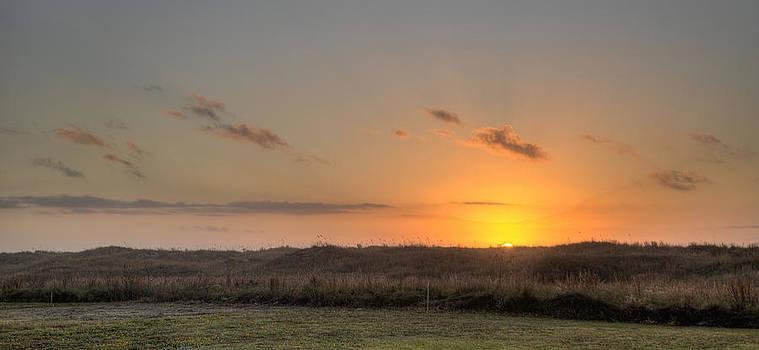 Bonnie Davidson - Sunrise Over the Dunes