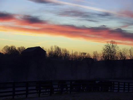 Wayne Stacy - Sunrise Over The Palisades