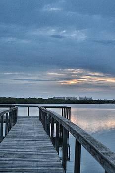 Kathy McCabe - Sunrise Pier