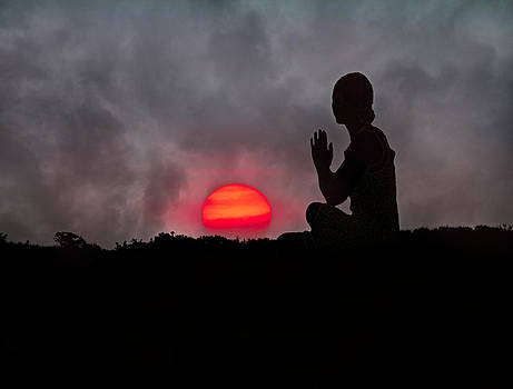 Sunrise Prayer by Betsy Knapp