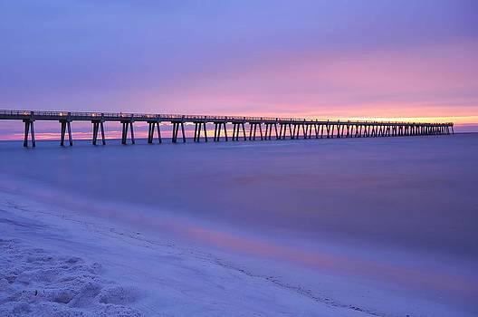 Sunrise Serenity by Renee Hardison