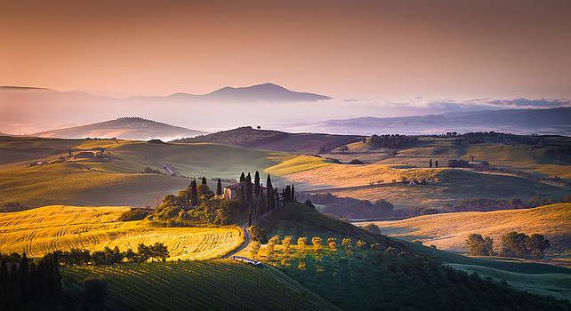 Sunrise by Stefano Termanini