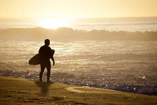 Sunrise Surf by Bryan Ranker