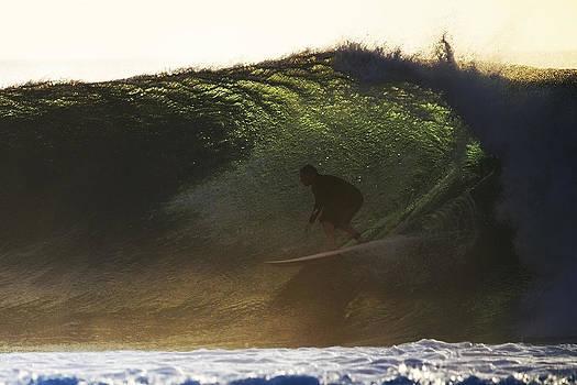 Sunrise Surf by Kevin Westenbarger