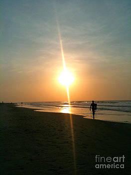 M West - Sunrise Surfer