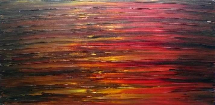 Sunrise tide by Drew Shourd