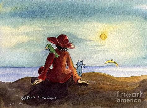Cori Caputo - Sunrise Woman