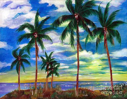SunrisePalms by Jacalyn Hassler Yurchuck