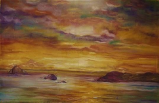 Sunscape by Mita Garcia