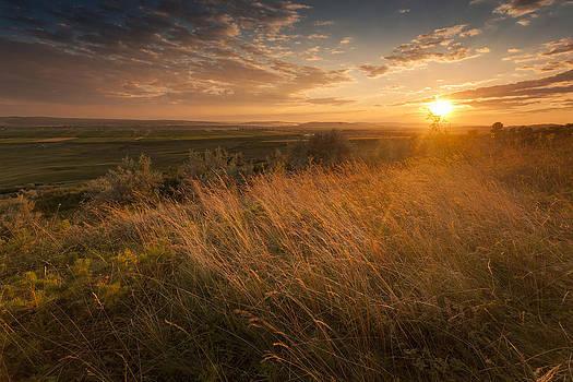 Sunset 3 by Toma Bonciu