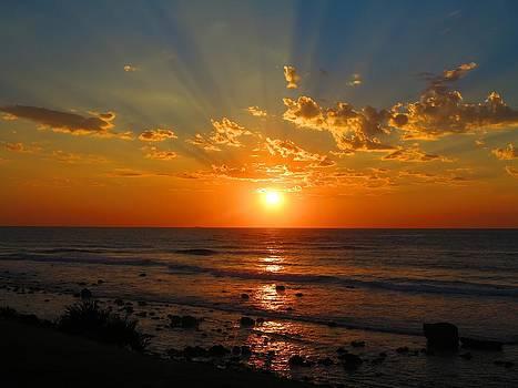 Sunset - 3 by Vidyut Singhal