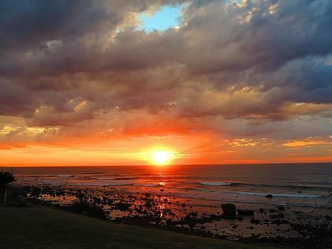 Sunset - 4 by Vidyut Singhal