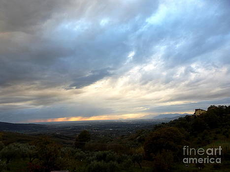 Sunset by Adriana Joyce