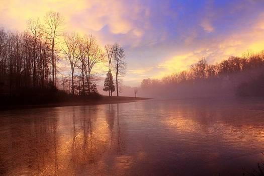 Sunset after the Rain by Robert Pennix