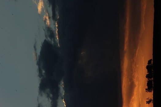 Sunset by Ahlam Bahir