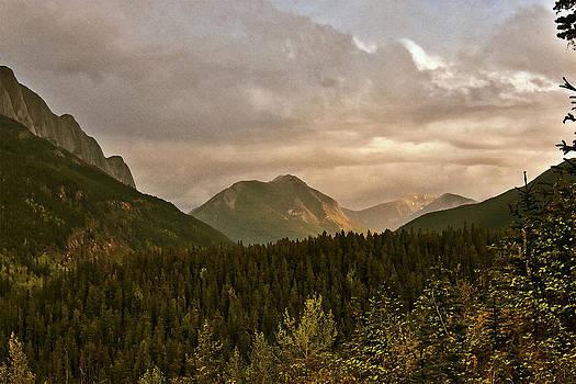 Sunset Alberta June by Larry Darnell