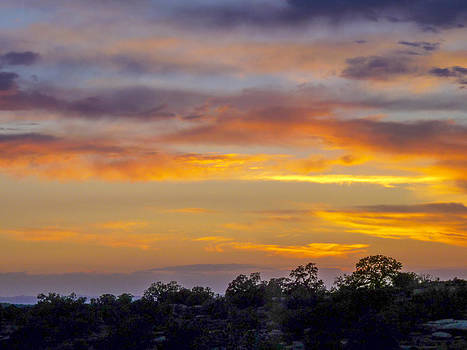 Sunset at Canyonlands by Susan Hamilton