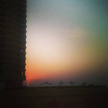 #sunset At The #marinedrive #trident by Rachit Vats