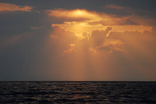 Gynt   - Sunset at the sea