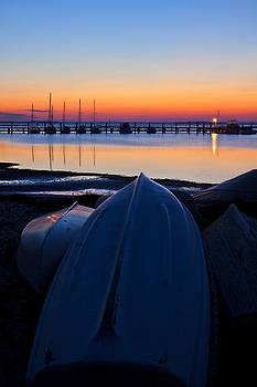 Sunset Bay by Rick Drent