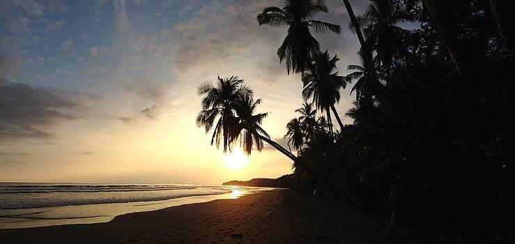 Sunset Beach by Tropigallery -