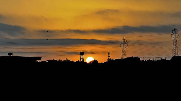 Sunset... by Ckworkshop
