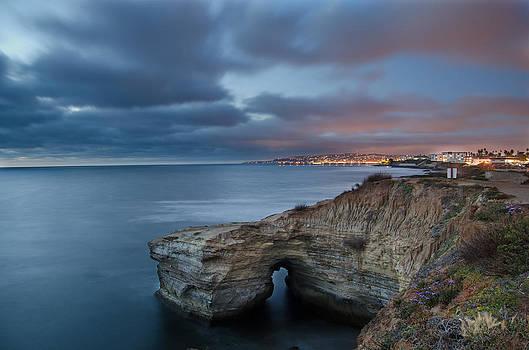 Margaret Pitcher - Sunset Cliffs