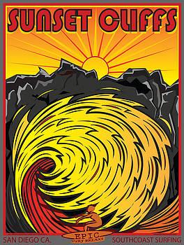 Larry Butterworth - SUNSET CLIFFS SAN DIEGO CALIFORNIA
