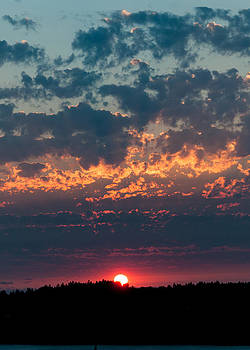 Sunset Colors by Scott Presnell