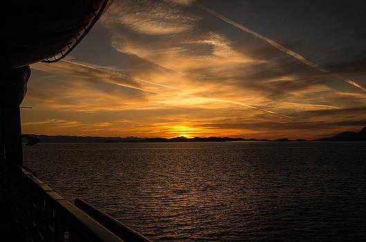 Marilyn Wilson - Cruise Sunset