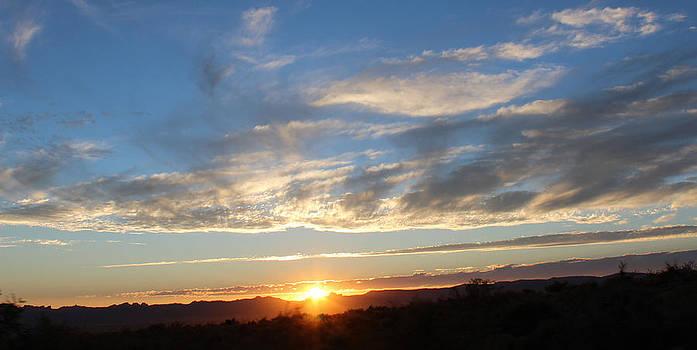 Sunset  by Deanne  Chapman