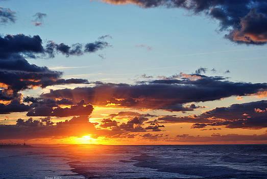 Sunset by Diaae Bakri