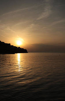 Sunset by Dimitris Lillis