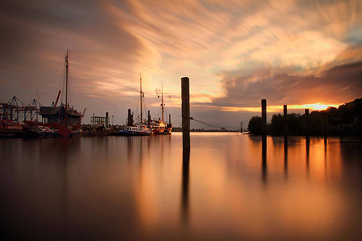 Sunset Dream by Marc Huebner
