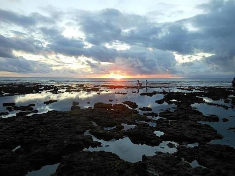 Sunset by Duane Blubaugh