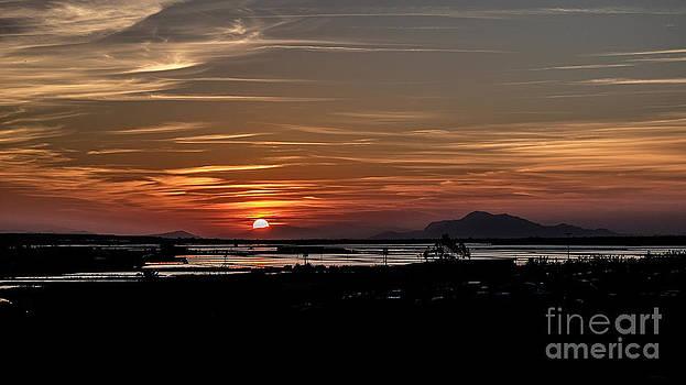 Sunset by Eugenio Moya