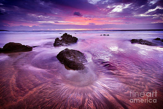 Dominick Moloney - Sunset Fanore Co Clare Ireland