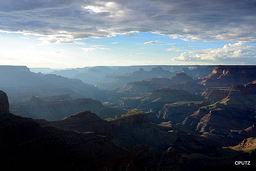 Sunset from Moran Point by Carrie Putz