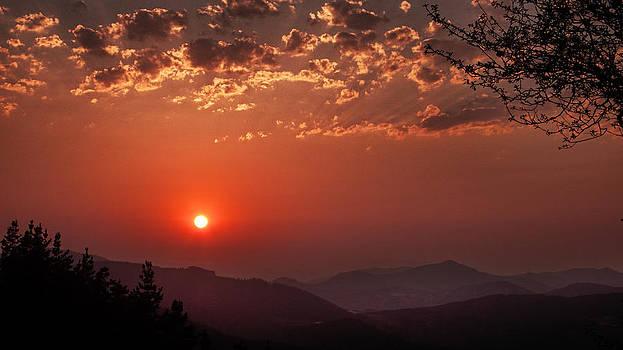 Weston Westmoreland - Sunset from Usarza