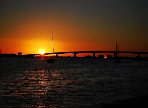 Sunset by Gary Wonning