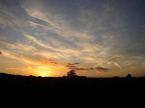 Sunset by Geoff Cooper