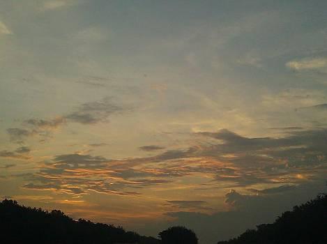 Sunset by Gina Patton