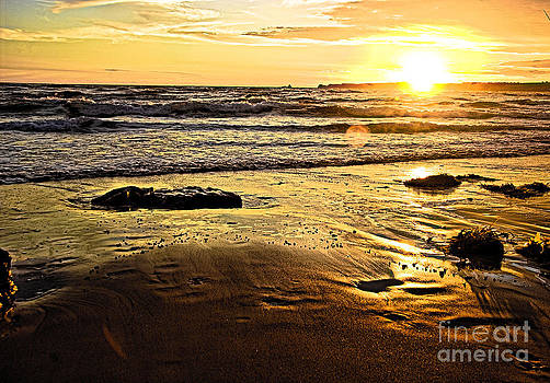 Sunset glory by Blair Stuart