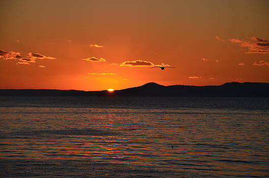 Sunset in Dardanelles by Kivanc Ekinci