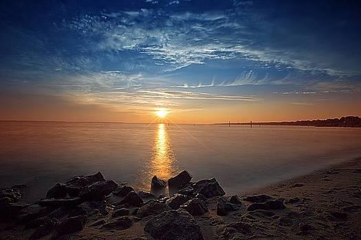 Regina  Williams  - Sunset in Newport News VA three of six
