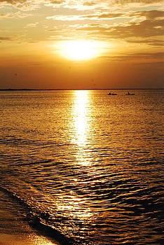 Sunset by Isabella Rocha